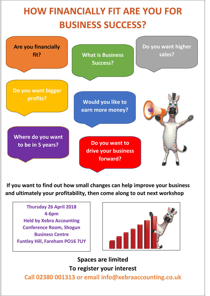 How Financially Fit Are You Seminar