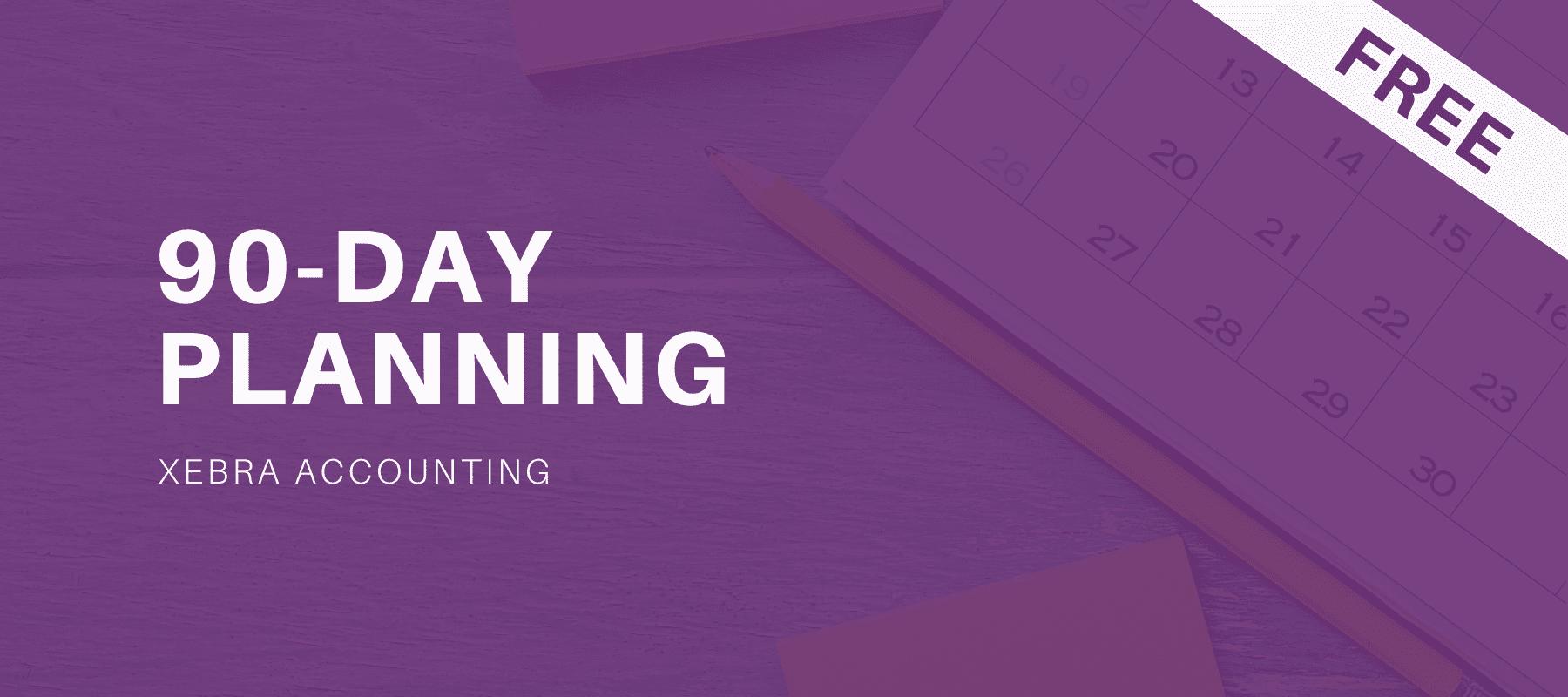 90 day planning webinar