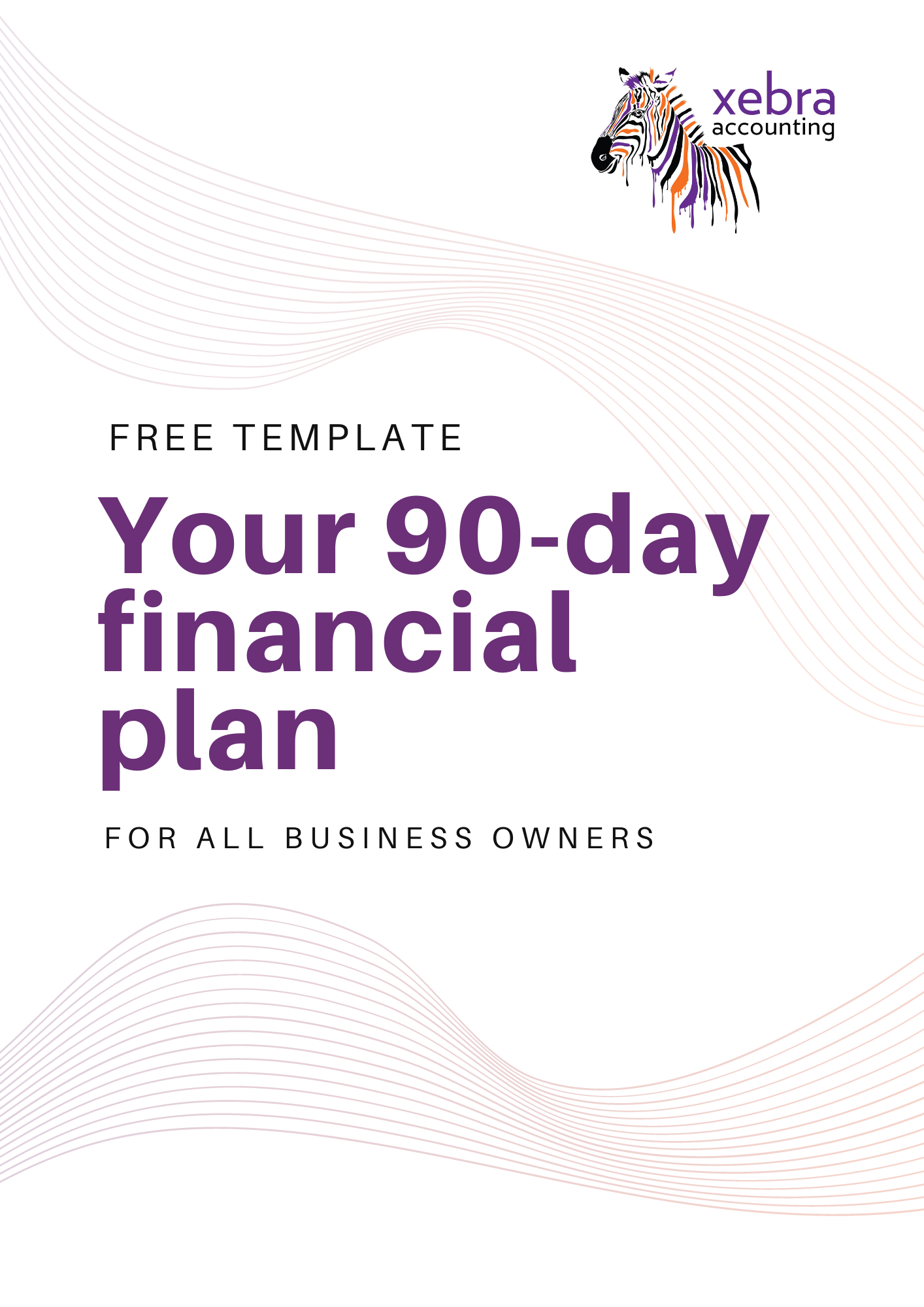 90-day planning template
