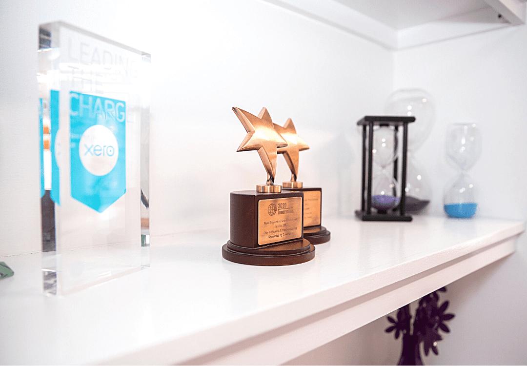 Xebra Accounting awards
